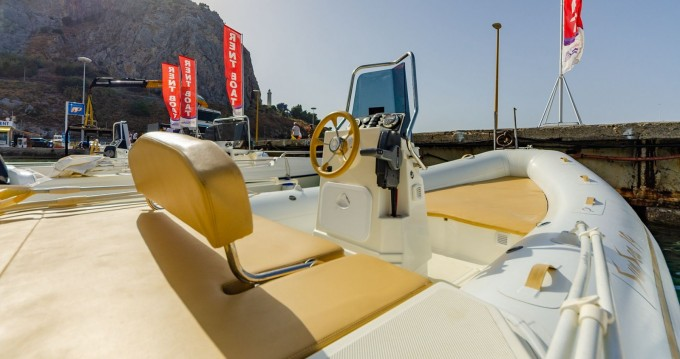 Hire RIB with or without skipper Sunsea Cefalù