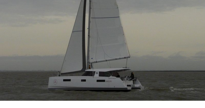 Hire Catamaran with or without skipper Nautitech Kotor