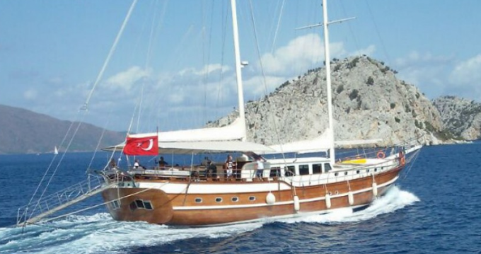 Rental yacht Marmaris - Gulet Ketch - Deluxe on SamBoat