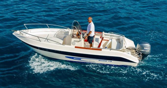 Rental yacht Cefalù - Mano Marine 19 on SamBoat
