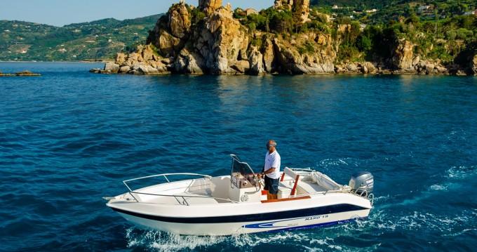 Boat rental Mano Marine 19 in Cefalù on Samboat