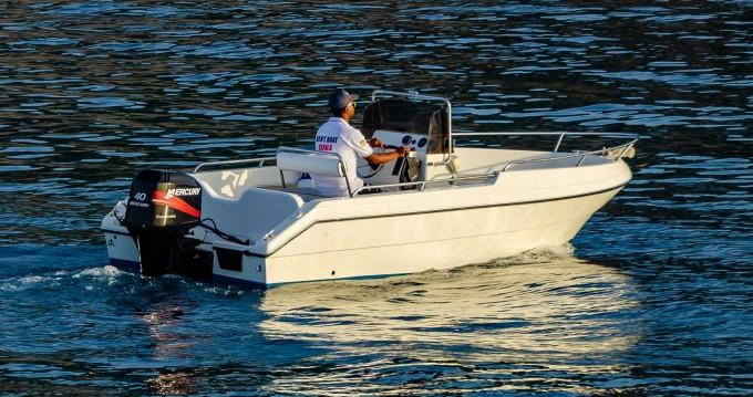 Rental yacht Cefalù - Euromarine 17 on SamBoat