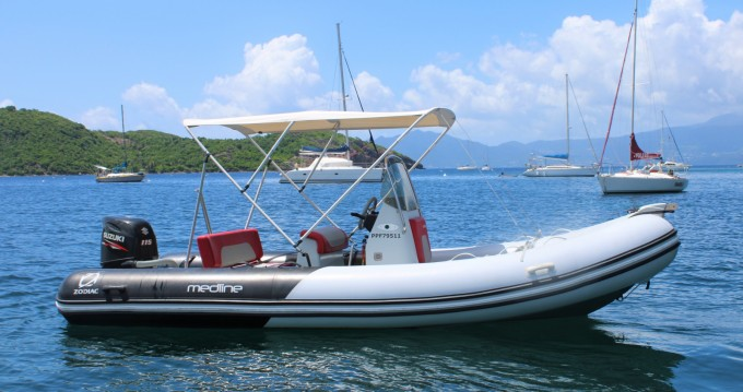 RIB for rent Basse-Terre at the best price