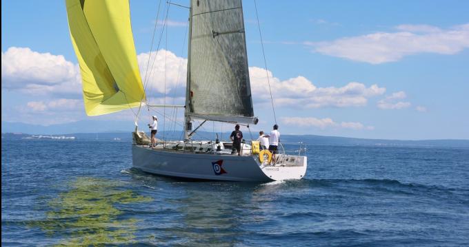 Boat rental Rijeka cheap 45