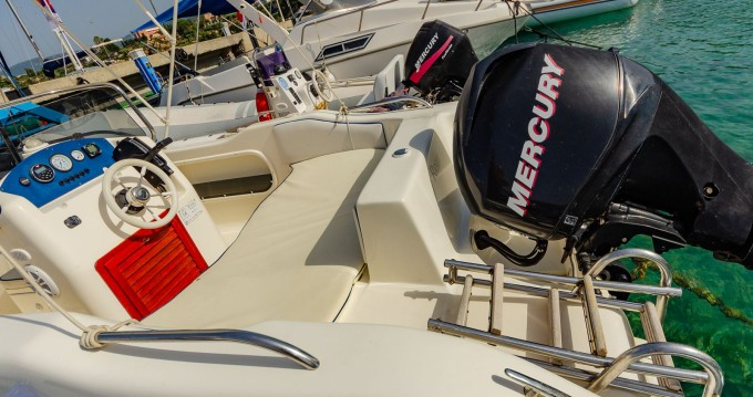 Hire Motorboat with or without skipper Silver Cefalù