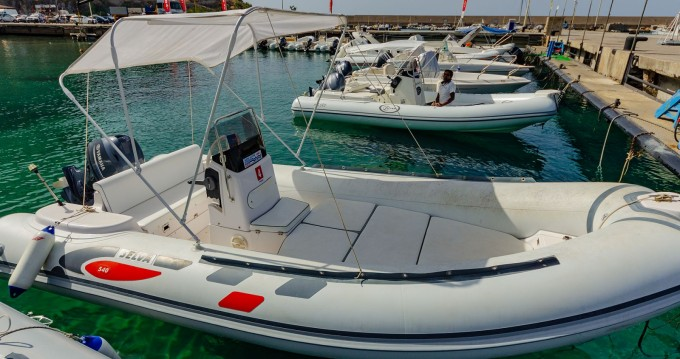 RIB for rent Cefalù at the best price