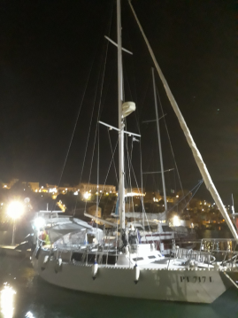 Hire Sailboat with or without skipper Caroff Favignana