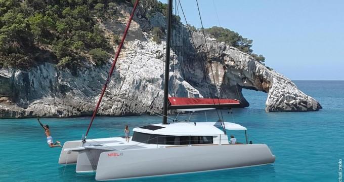 Catamaran for rent Ajaccio at the best price