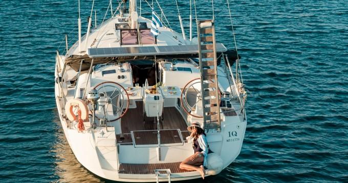 Rent a Jeanneau Sun Odyssey 509 Alimos