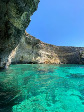 Rental Motorboat in Mellieħa - Blue Lagoon Open Boat Comino