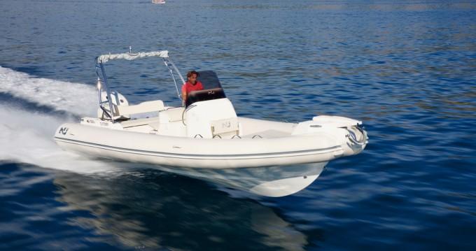 Rental yacht Lorient - Nuova Jolly NJ 700 on SamBoat