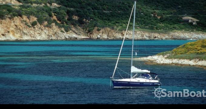 Boat rental Carloforte cheap Oceanis 411 Celebration