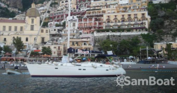 Rental Sailboat in Salerno - Bénéteau Oceanis 411