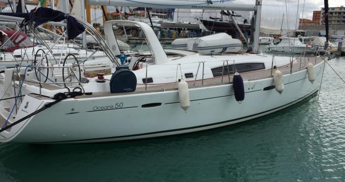 Rental Sailboat in Castiglioncello - Bénéteau Oceanis 50 Family