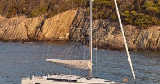 Jeanneau Sun Odyssey 490 between personal and professional Šibenik