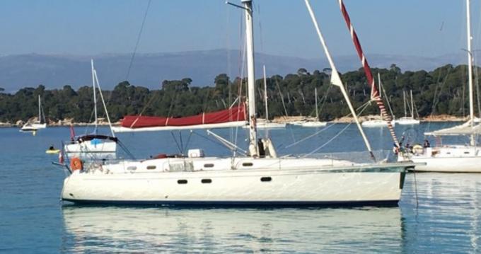 Boat rental Golfe-Juan cheap Gib Sea 51