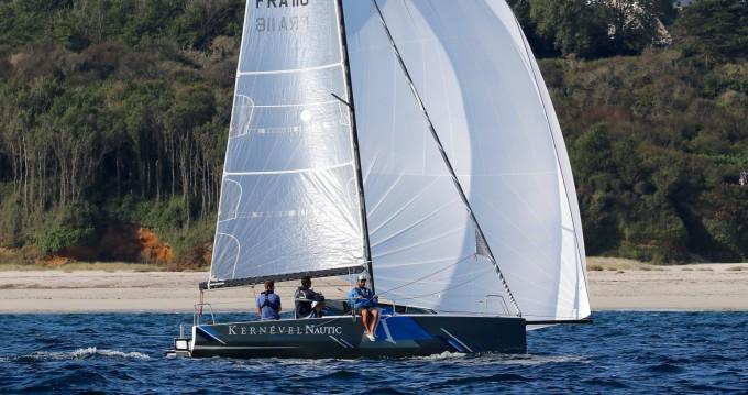 Rental Sailboat in Lorient - Bénéteau First 24