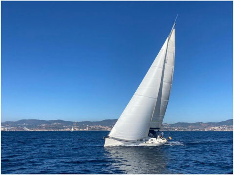 Hire Sailboat with or without skipper Dufour Port de Palamós