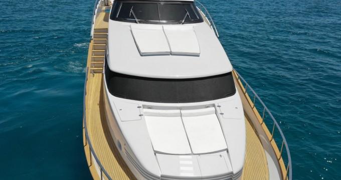Rental yacht Ibiza Island - AMER AMER 88 PLUS on SamBoat