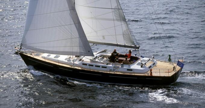 Sailboat for rent Bonifacio at the best price