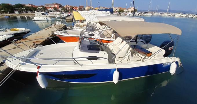 Boat rental Bibinje cheap Focus 23