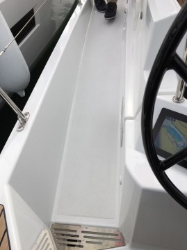 Jeanneau Sun Odyssey 440 between personal and professional Gouvia