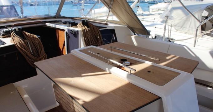 Boat rental Dufour Dufour 412 Grand Large in Lefkas Egremni on Samboat