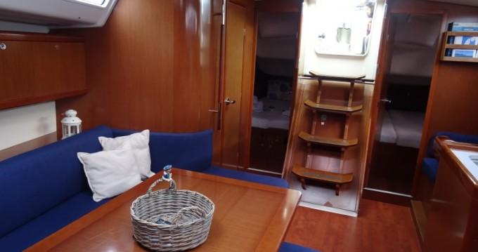 Boat rental Athens cheap Oceanis 40