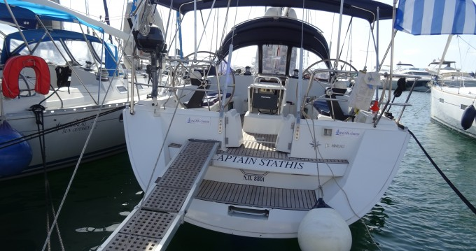 Hire Sailboat with or without skipper Jeanneau Alimos