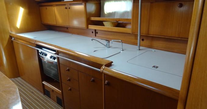 Rental Sailboat in Alimos - Jeanneau Sun Odyssey 49