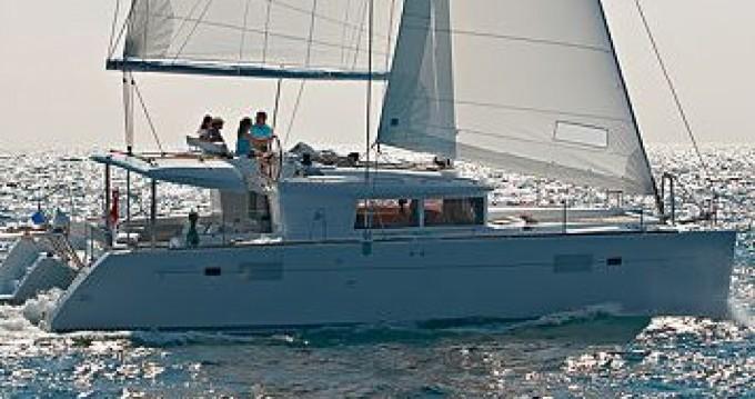 Rental Catamaran in Port Grimaud - Lagoon Lagoon 450