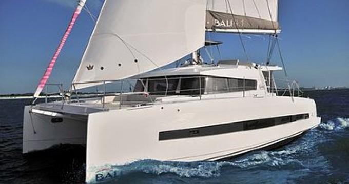 Rent a Bali Catamarans Bali 4.1 Port Grimaud
