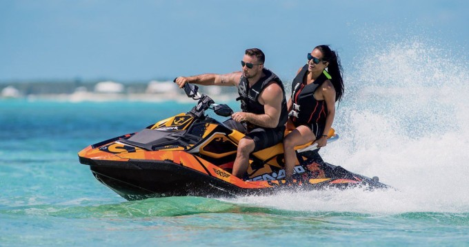 Sea-Doo SPARK 900 HO ACE (2020) between personal and professional Ibiza Island