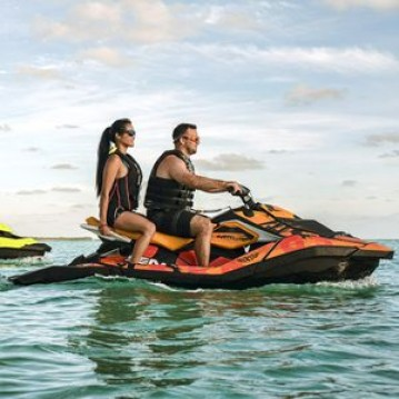 Hire Jet Ski with or without skipper Sea-Doo Ibiza Island