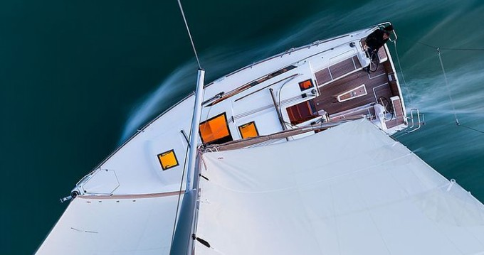 Dufour Dufour 382 between personal and professional Port Grimaud