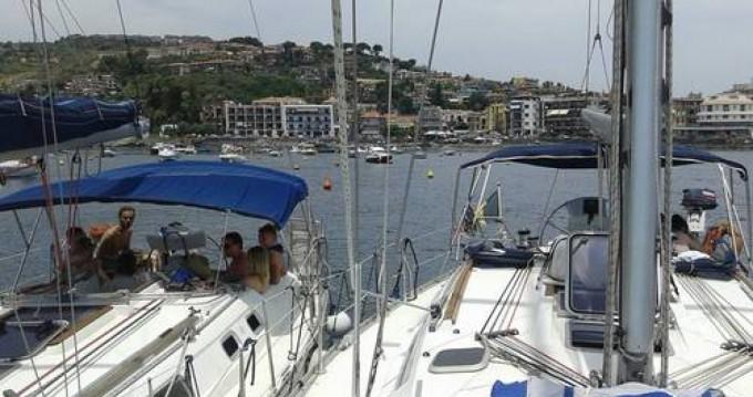 Rent a Jeanneau Sun Odyssey 42.2 Catania