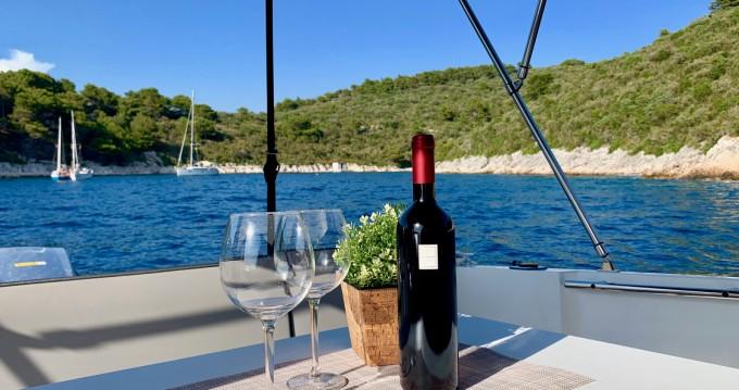 Boat rental Split cheap Jeanneau Merry Fisher 795