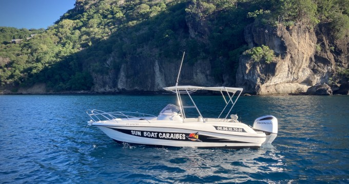 Hire Motorboat with or without skipper Lobster Les Trois-Îlets