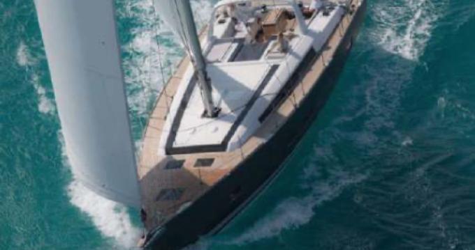 Rent a Oceanis Océanis 55 Golfe-Juan