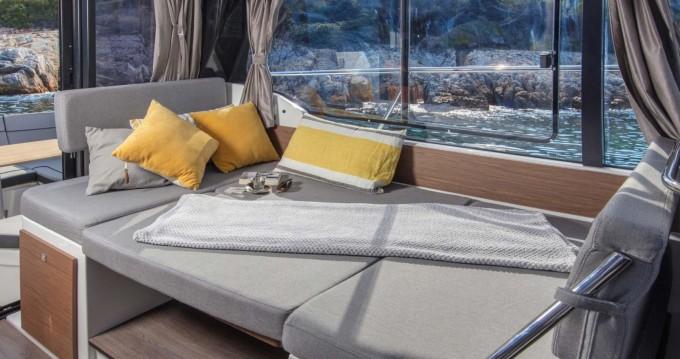 Boat rental Split cheap Jeanneau Merry Fisher 1095