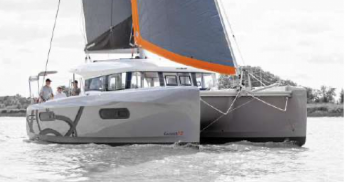 Catamaran for rent Toulon at the best price