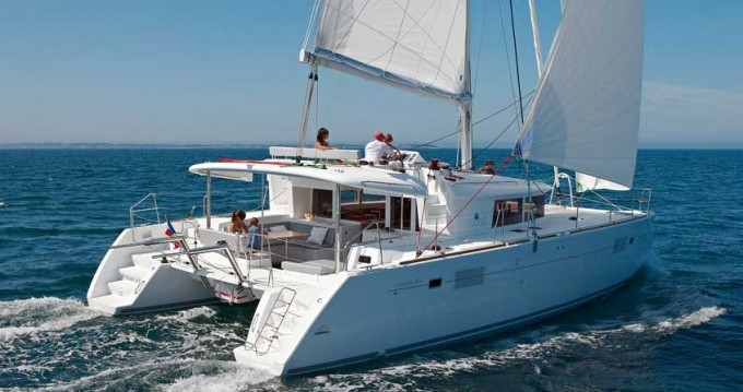 Hire Catamaran with or without skipper Lagoon Annapolis
