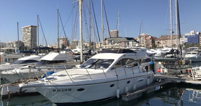 Rental yacht Alicante - Doqueve Majestic 420 on SamBoat