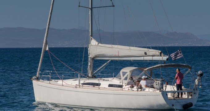 Hire Sailboat with or without skipper Salona Alimos