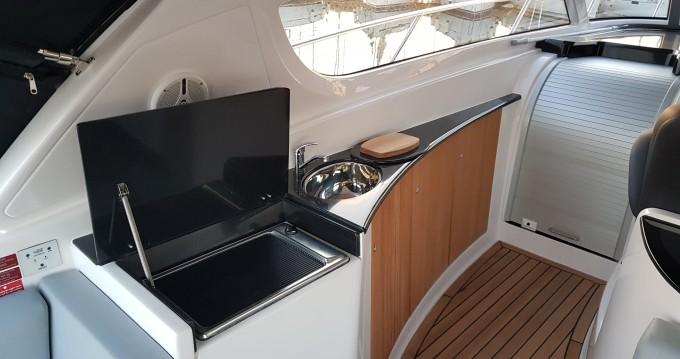 Boat rental  Focus Power 44 Hard Top in Sukošan on Samboat