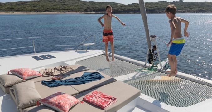 Boat rental Ibiza Town cheap Saona 47