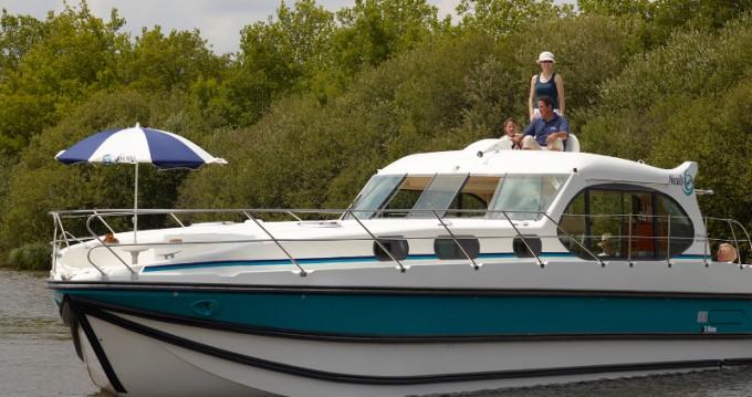 Boat rental Port-sur-Saône cheap Estivale Sixto