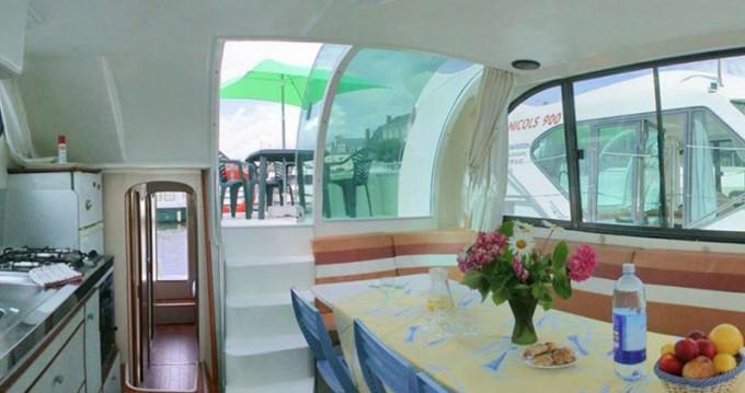 Boat rental Avignonet-Lauragais cheap Confort 1350 B