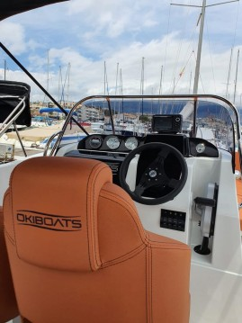 Boat rental Altea cheap Barracuda 545 Open