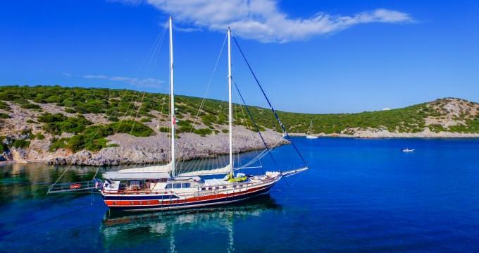Rental yacht Bodrum - Custom Made Gulet on SamBoat